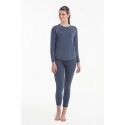 Женская пижама Y2019AW0126 темно синий Yoors Star