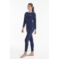 Женская пижама Y2019AW0127 синий Yoors Star