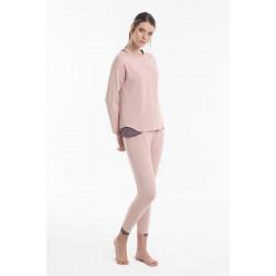 Женская пижама Y2019AW0128 пудра Yoors Star