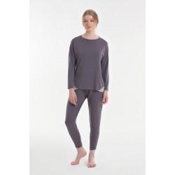 Женская пижама Y2019AW0128 фуксия Yoors Star