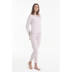 Женская пижама Y2019AW0129 светло розовый Yoors Star