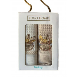 Набор кухонных полотенец Bread V1 Zugo Home